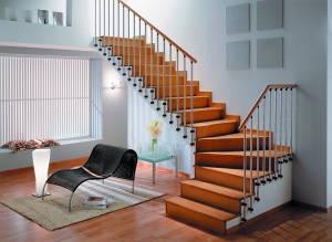 Конструктивные решения лестниц