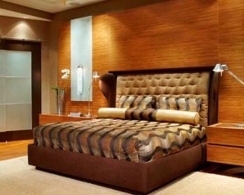 Бамбук создаёт уют в комнате