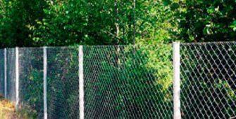 Самый дешевый забор для дачи