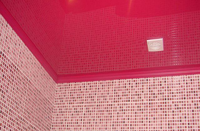 Багет для ванной комнаты
