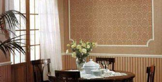 Обои текстильные на флизелиновой основе