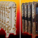 Крепление для чугунных радиаторов отопления