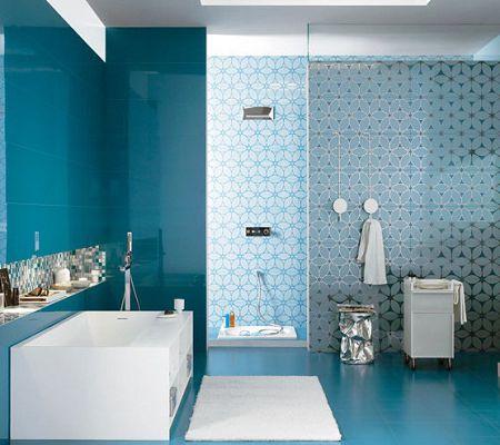 Какой цвет плитки выбрать в ванную