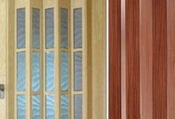 Складная дверь гармошка своими руками