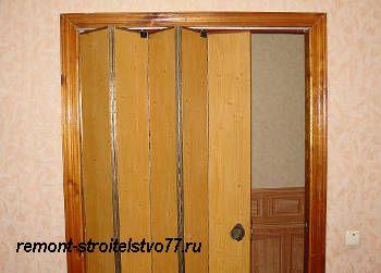 Фото складной двери гармошки автора
