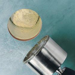 Сверление большого диаметра в плитке