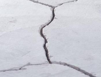 трещины в стяжке пола