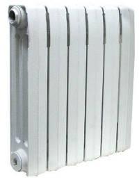 Современная модель радиатора