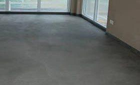 Устройство цементно - песчаной стяжки пола