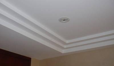 Гипсокартонные конструкции идеальное решение скрыть неровности потолка