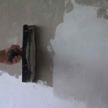 Подготовка поверхности перед наклейкой обоев