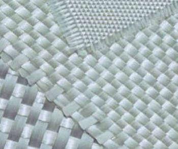 Образцы плетения стеклянных нитей