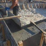 Заливка бетона в опалубку — технология бетонирования